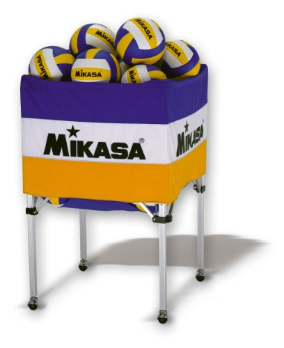 MIKASA Ballwagen, mehrfarbig