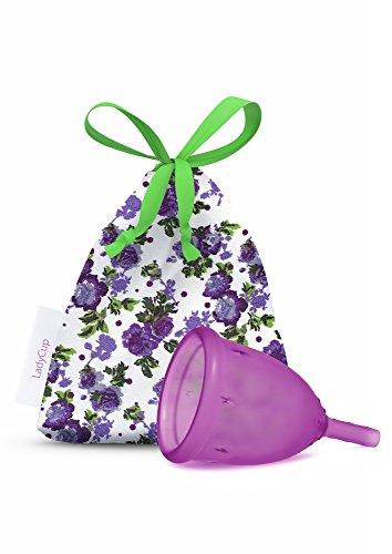 LadyCup Sommerpflaum S(mall) Menstruationstasse klein
