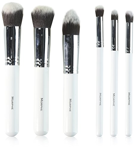 Morphe Brushes - 690 - 6 Piece Deluxe Contour Set by Morphe Brushes