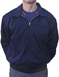 Relco Navy Harrington Sizes Small-XXL Available