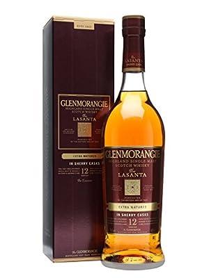 Glenmorangie 12 Year Old Lasanta Single Malt Scotch Whisky 70cl Bottle