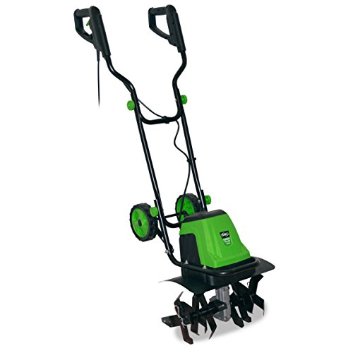 BMC from WOLF 1400 Watt, 400mm Electric Portable Garden Tiller Cultivator Rotavator