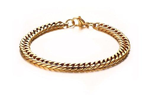 vnox-7mm-mens-womens-stainless-steel-gold-cuban-link-chain-bracelet-chunky-luxury-jewelry-215cm