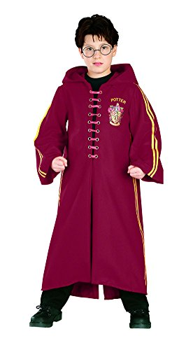 Harry Potter Deluxe Quidditch Robe für Kinder (S)