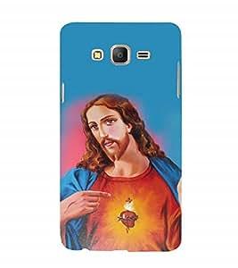 Nextgen Designer Mobile Skin for Samsung Galaxy On5 (2015) :: Samsung Galaxy On 5 G500Fy (2015) (Jesus Church Etymology Emmanuel Christ)