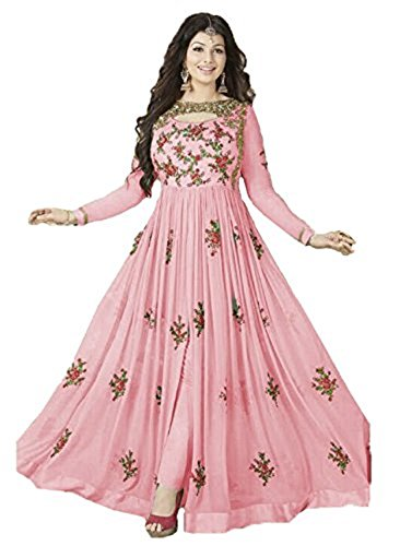 JIYAN FASHION GOWN for Women Indo-Western Party Wedding Wear Floor Length Gown/...