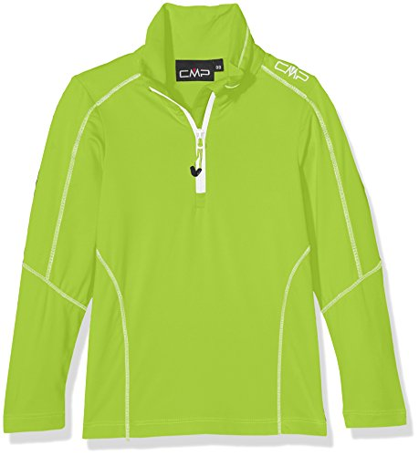CMP Jungen Funktionsrolli Fleece, Lime Green, 152