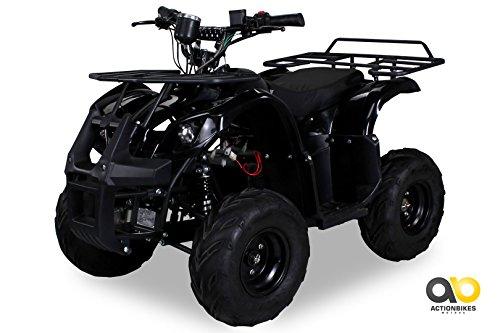 Preisvergleich Produktbild Kinder Elektro Quad S-8 Farmer 1000 Watt Miniquad schwarz