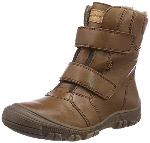 Froddo Unisex-Kinder Kids Ankle Boot G3110121-4 Schneestiefel, Braun (Brown I07), 32 EU -