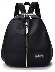 Outreo Mochilas Escolares Bolsos de Moda Daypack Bolso Vintage Backpack Mujer Casual Bandolera Escuela Baratos Mochila para Colegio Bolsas de Viaje Sport Bag Nylon