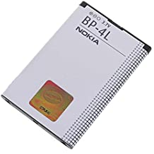 Nokia BP-4L, Litio polímero, 1500 mAh, 3.7 V, Nokia 6760 slide, E52, E71, E72, N810 Internet Tablet, N97, Blanco