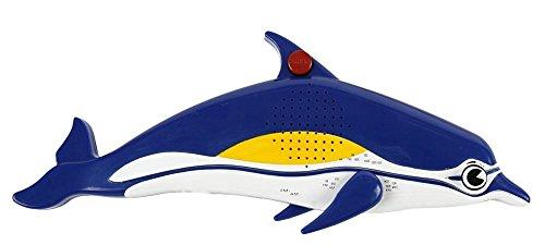 Badradio Delphin, MW/UKW, wasserdicht