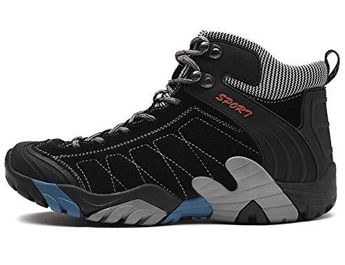 (SINOES Wanderschuhe Trekking Schuhe Herren Damen Sports Outdoor Hiking Sneaker)