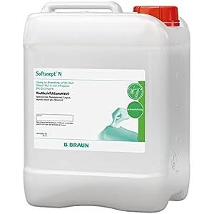 Softasept 3887294 Hautdesinfektion, 5 L, Farblos