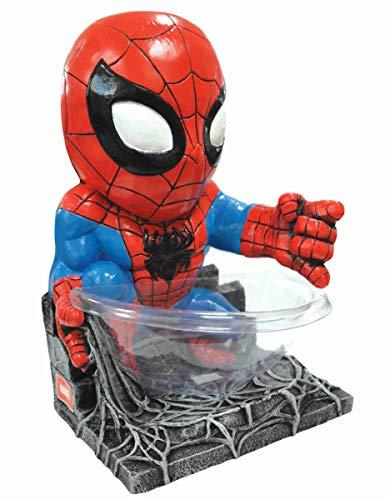 Rubies- Spiderman Mini Porta Caramelos,, Talla única (68897)