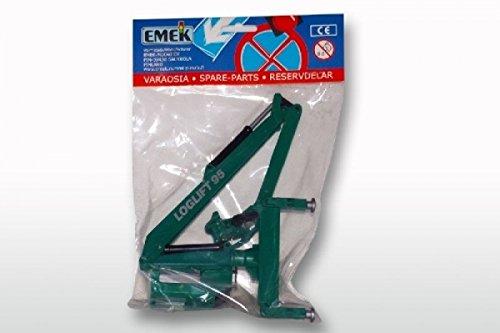 EMEK - EM71001_6 - Legno artiglio con cabina 1:25, verde
