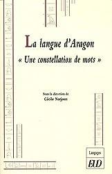 La langue d'Aragon :