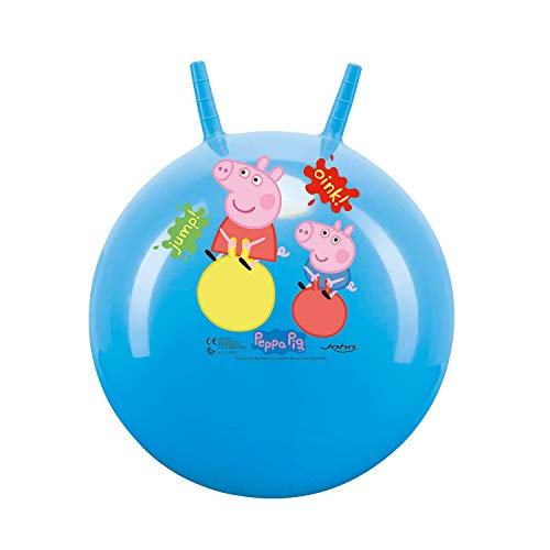 John- KANGURO Peppa Pig, Color Azul (59575)