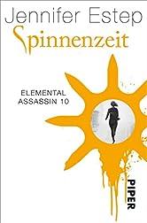 Spinnenzeit: Elemental Assassin 10