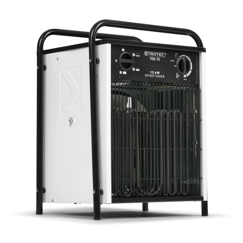 TROTEC TDS 75 Electric Heater, 15 kW