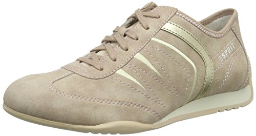 esprit-damen-jay-lace-up-sneakers-beige-675-dark-old-pink-40-eu