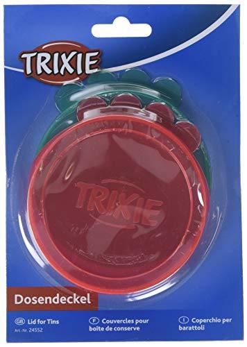 Trixie Dosendeckel, ø 10 cm, 2 Stück, farblich sortiert