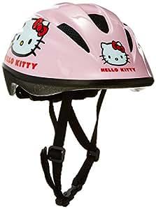 hello kitty 802085 casque de v lo pour enfant rose 46 53 cm sports et loisirs. Black Bedroom Furniture Sets. Home Design Ideas