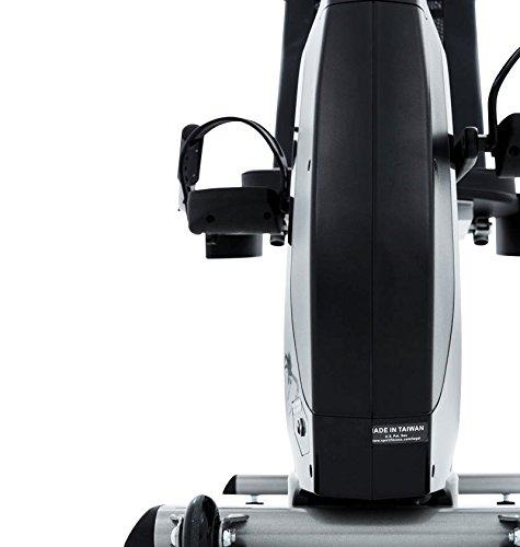 """Spirit Fitness Bike XBR 95 – Heimtrainer, Sitz-Ergometer, 12 Programme, 13,5kg Schwungrad, 7,5"""" LCD - 4"""