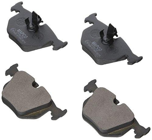 Preisvergleich Produktbild Mapco 6774 Bremsbelagsatz,  Scheibenbremse - (4-teilig)
