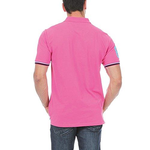 Ruckfield Herren Poloshirt Rose
