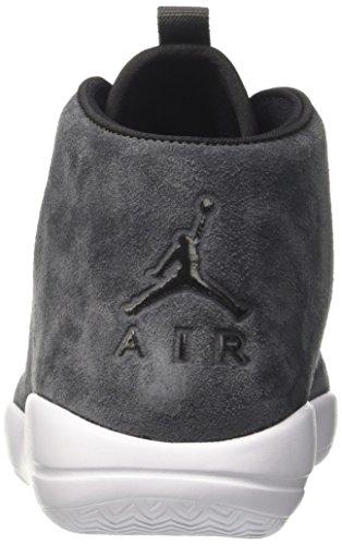 Nike Herren Jordan Eclipse Chukka Basketballschuhe Schwarz (nero / Nero-bianco-antracite)