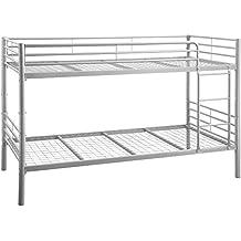 Suchergebnis Auf Amazonde Für Etagenbett Metall 90x200