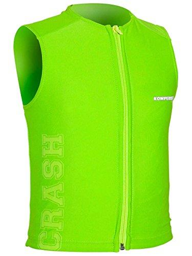 Komperdell Junior Eco Vest Green Protection, Juventud Unisex, 6240-06.F18, Verde, 152