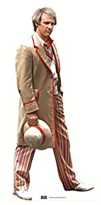 Star Cutouts Cut Out of Peter Davison Fith Doctor