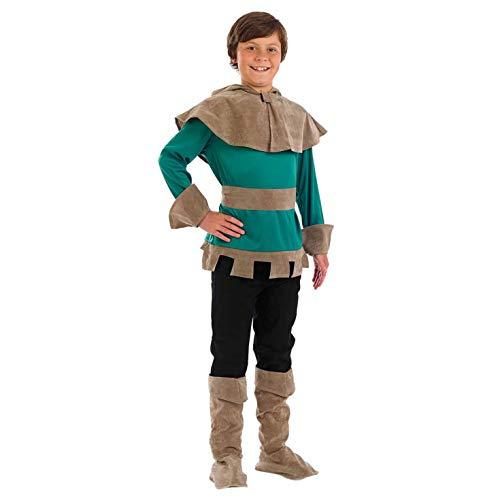 Fun Shack FNK3603S Kostüm, Boys, Robin Hood, Größe S
