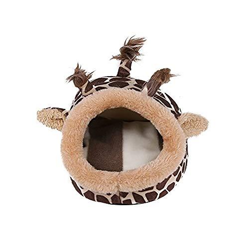Mascota paño grueso suave cama patrones