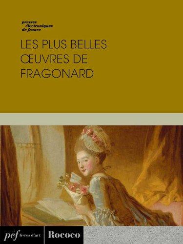 Les plus belles œuvres de Fragonard por Fragonard