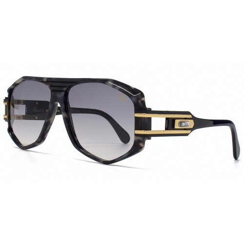 Cazal Legends 163 Aviator Sunglasses in Grey Camouflage