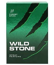 Wild Stone Forest Spice Spray Perfume, 50ml