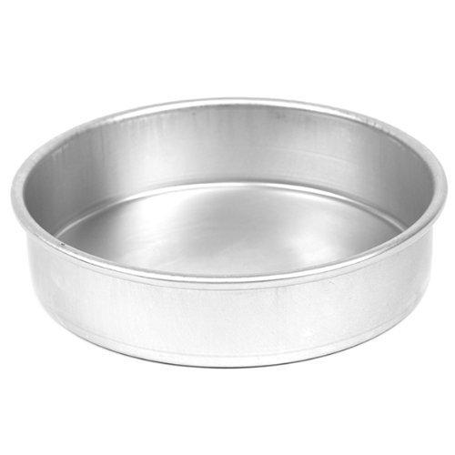 Parrish Magic Line 13 x 2 Inch Round Aluminum Cake Pan by Parrish Magic Line 2in Round Cake Pan