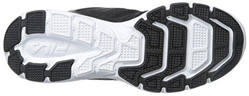 Fila Gamble Running Shoe blk-blk-msil
