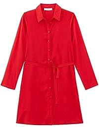 Promod Hemdblusenkleid