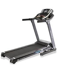BH Fitness i.RC01 G6162I - Tapis de course - electrique - pliable - Inclinaison electrique 12% max - Dual Kit - Vitesse Max. 18/Km/h - 8 ANS GARANTIE