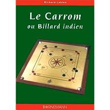 Le carrom ou billard indien   Règles et pratique by Richard Lablee(1997-06 e74142167eb4