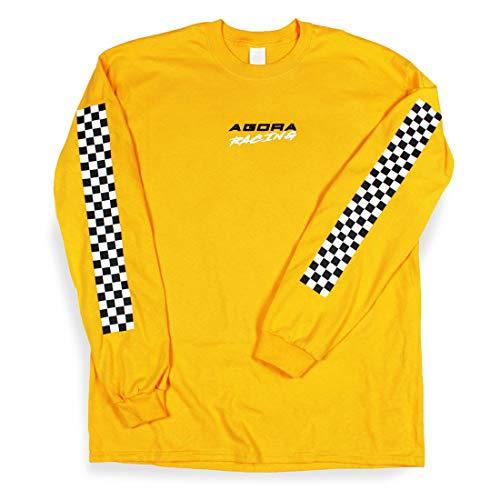 Agora Racing Long Sleeve T Shirt (Medium) -