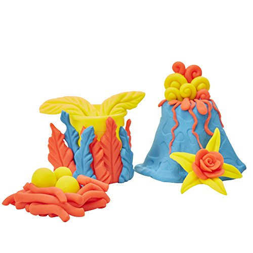 Multi-Colour Play-Doh E1953EU4 Dino Tools