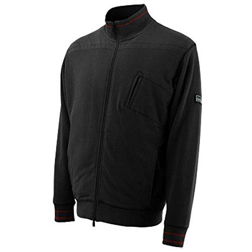 Mascot CHANIA Sweatshirt mit Reißverschluß schwarz