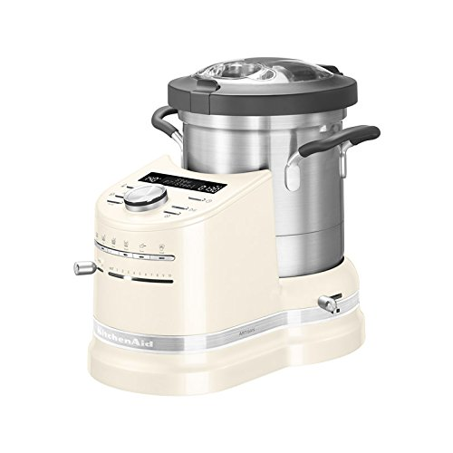 KitchenAid Artisan Cook Processor 5KCF0104EAC/6 Crème