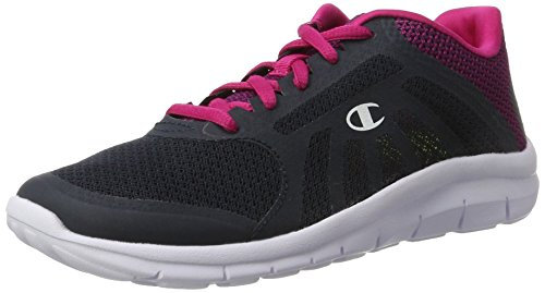 Champion Low Cut Shoe Alpha, Scarpe Running Donna, Multicolore (CRI/NBK), 37.5 EU