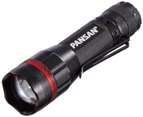 Preisvergleich Produktbild PANSAN 4083 Fokus - Kleine Fokussierbare LED-Taschenlampe